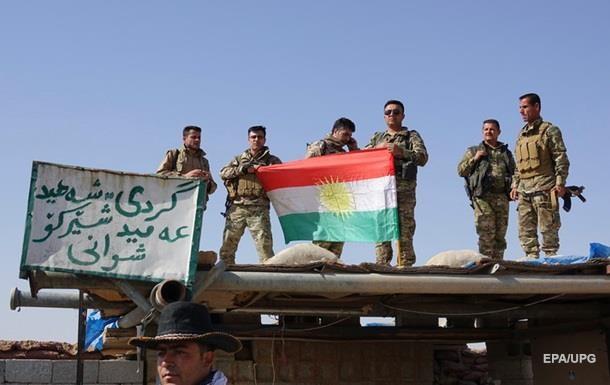 Армія Іраку відібрала в курдів об єкти в Кіркуку