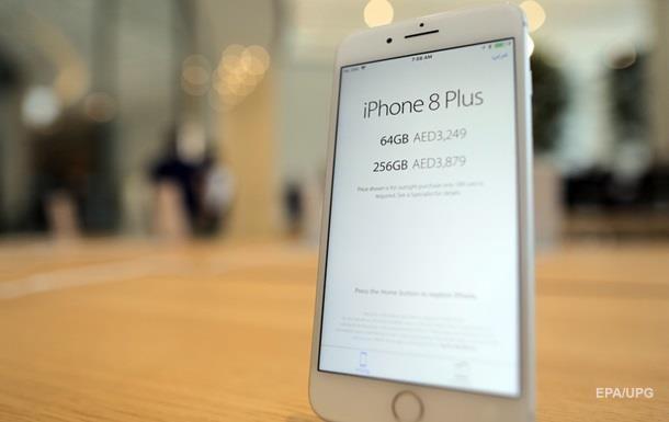 iPhone 7 продается лучше нового iPhone 8