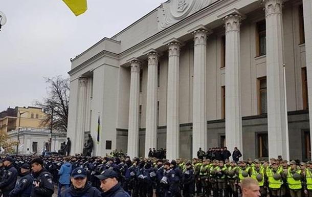 Саакашвили и Рада: зачем нужна была акция