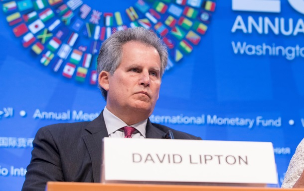 Замглавы МВФ ничего не слышал о  плане Маршалла  для Украины