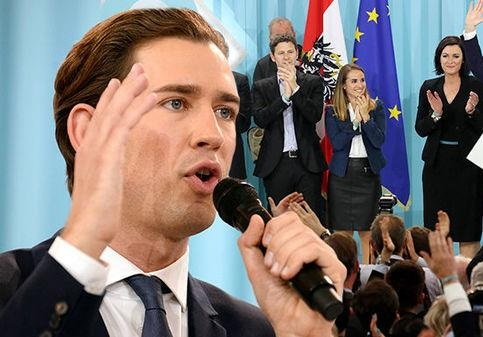 Австрія. Потужне та чергове потрясіння для ЄС