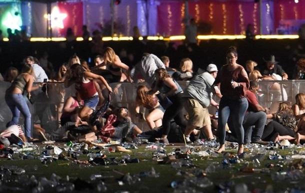О причинах массового расстрела в Лас-Вегасе