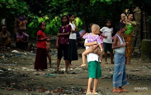 В Мьянме убили сотни мусульман − правозащитники