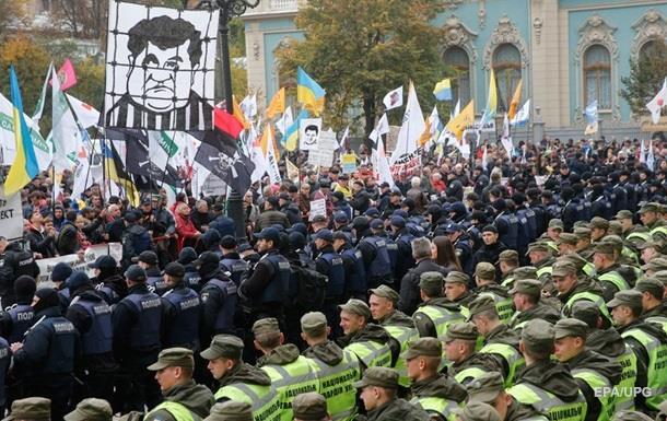 Підсумки 17.10: Протести під Радою і вибух на Мальті