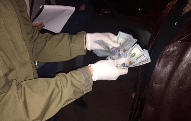 На хабарі затримали полковника Генштабу ЗСУ