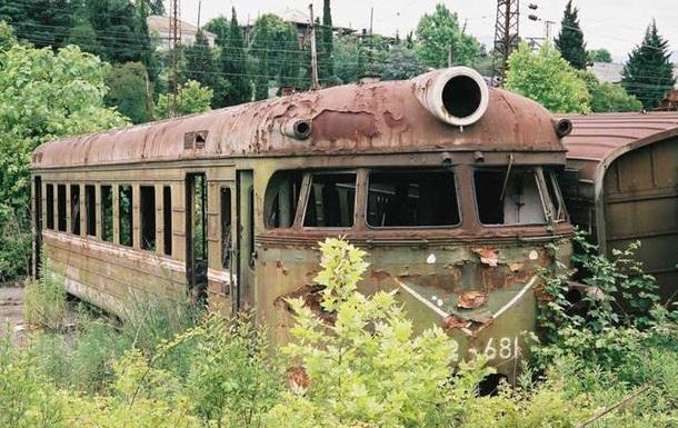 Карго-культ и украинский транспорт