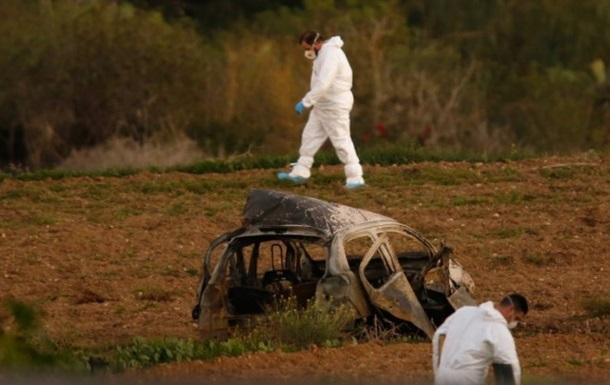 СМИ: Авто мальтийской журналистки взорвали пластиковой взрывчаткой