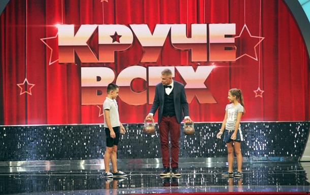 Юные украинцы установили рекорды в гиревом спорте