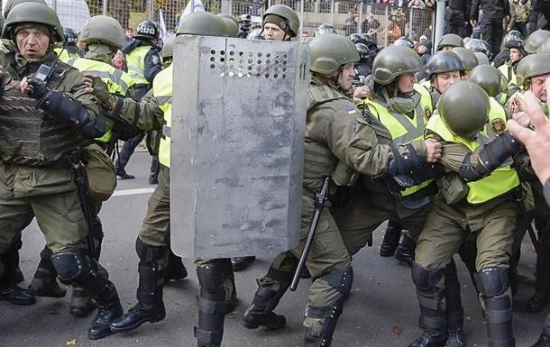 Протесты под Радой: замкнутый круг