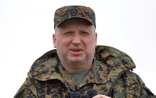 Турчинов не поїде до Брюсселя через ситуацію в Україні