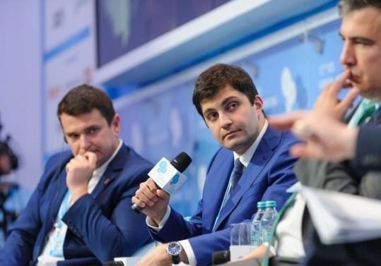 Саакашвілі охороняють улюбленці російської пропаганди