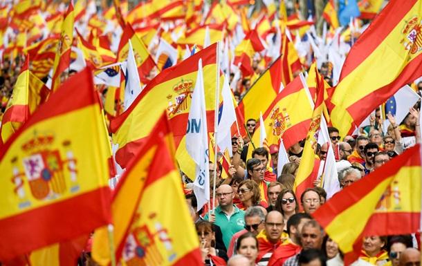 Испания приостановит автономию Каталонии