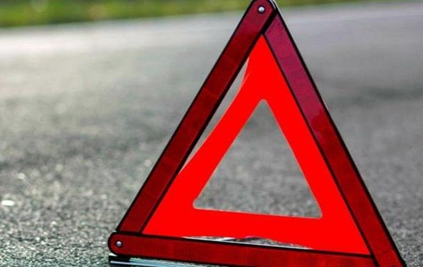 У Рівненській області п яний водій убив чоловіка і трирічну дитину