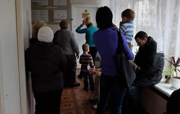 За неделю ОРВИ заболели более 165 тысяч украинцев
