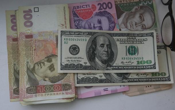 Курс валют від НБУ на 20 жовтня