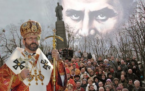 Истинная сущность униатства - злоба, агрессия и сатанизм!!!