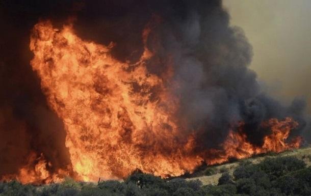 Пожежі в Каліфорнії: збиток від руйнувань перевищив $1 млрд