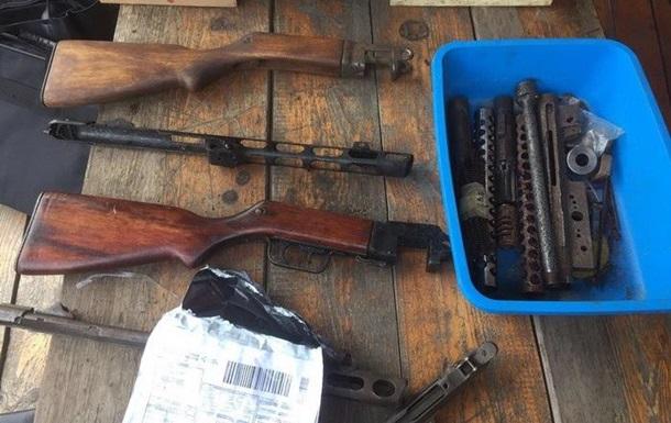 В Одессе обнаружили нелегальную оружейную мастерскую