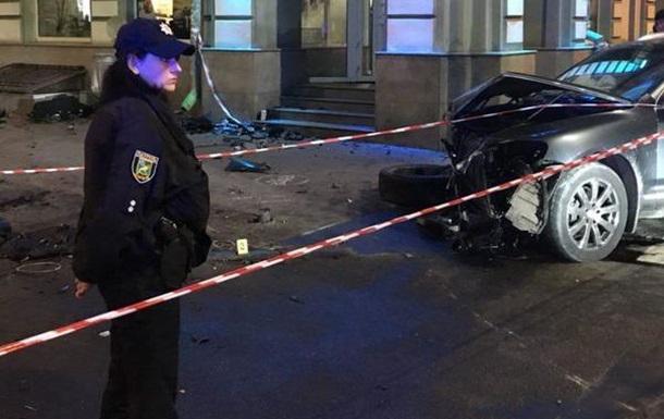 ДТП в Харькове: мажоры чувствуют безнаказанность