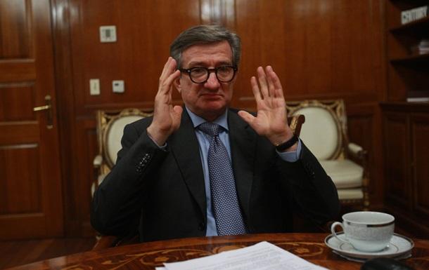 Тарута обратился в профильный комитет Рады по вопросу импичмента