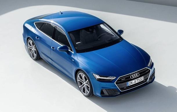 Мощный и  умный : Audi представила A7 Sportback