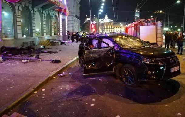 ДТП в Харькове: видео аварии с нового ракурса