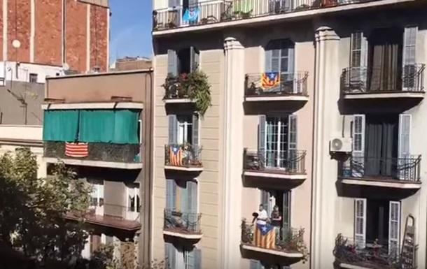 У Каталонії влаштували протест  порожніх каструль