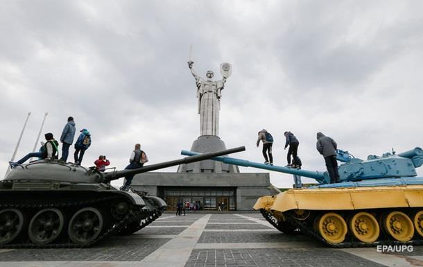 Погода в Україні: похмуро, місцями дощ