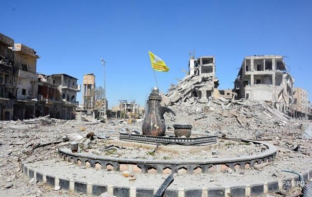 Россия отрицает победу Америки над ИГИЛ в Ракке