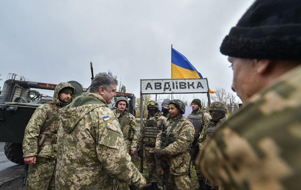 Порошенко: На Донбассе пройдет ротация ВСУ