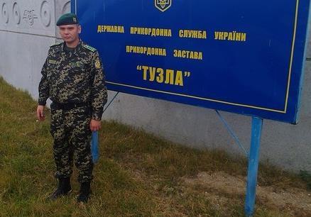 Остров Тузла vs Крым