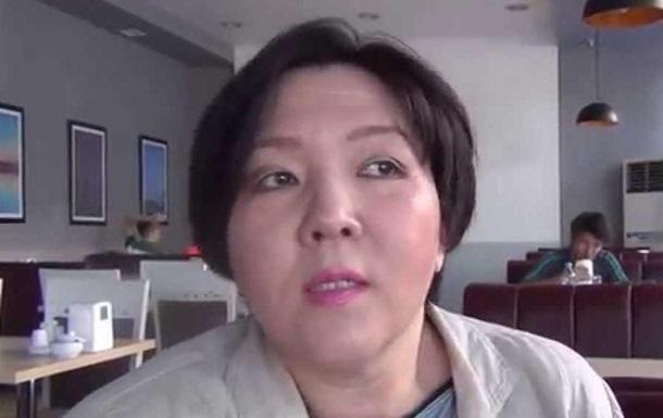 Затримана журналістка з Казахстану в ізоляторі Вишгорода
