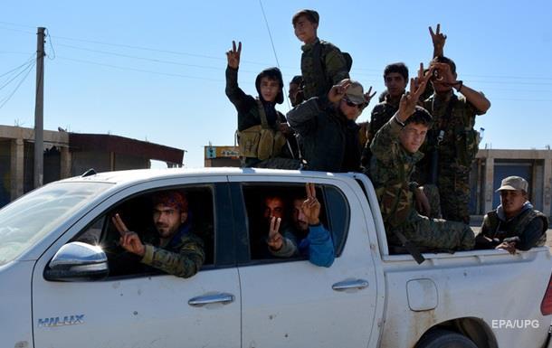 У Сирії курди відбили в ІД найбільше родовище нафти