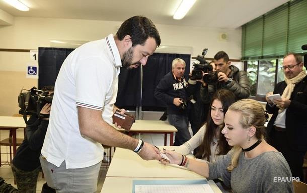 Итоги 22.10: Референдум в Италии и побои Лозового