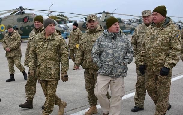 Муженко розповів про перехід ЗСУ на стандарти НАТО