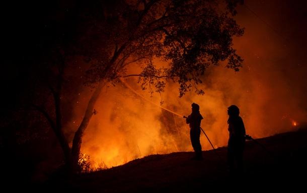 В Украине из-за пожаров погибли более 1200 человек