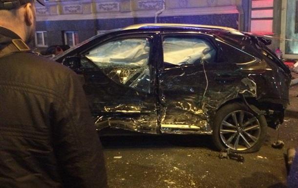 ДТП в Харькове: взят под охрану второй участник аварии