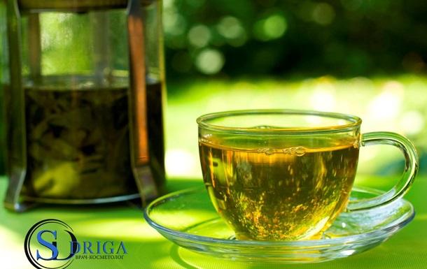 Травяные чаи против угревой сыпи