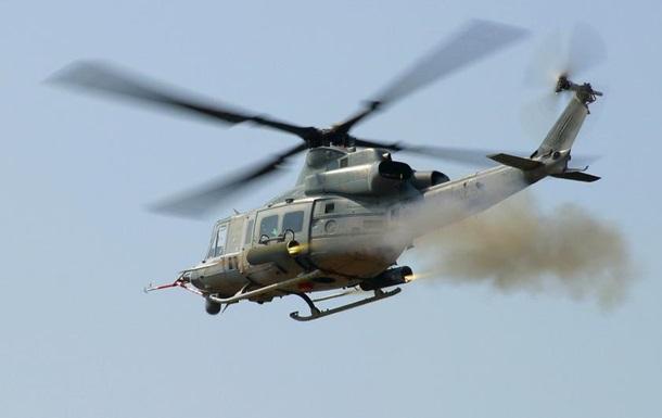 США продадут Чехии вертолеты на $575 млн