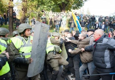 Протесты под Радой сыграли свою роль