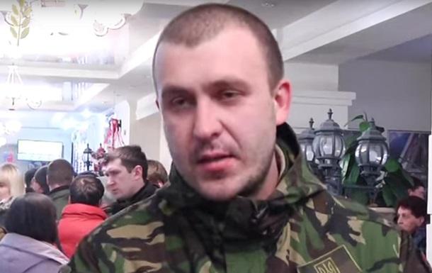 Побитий нардепом Соболєвим чоловік виявився  кіборгом