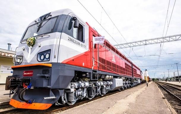 Латвія запропонувала Україні локомотиви в оренду