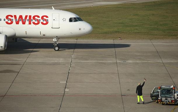 Авіакомпанія Swiss повертається в Україну
