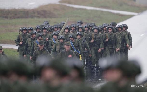 Генштаб: У Білорусі залишилися близько шести тисяч військових РФ