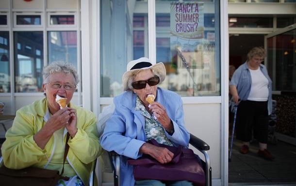 Пенсіонери США. Довше працюють, більше хворіють