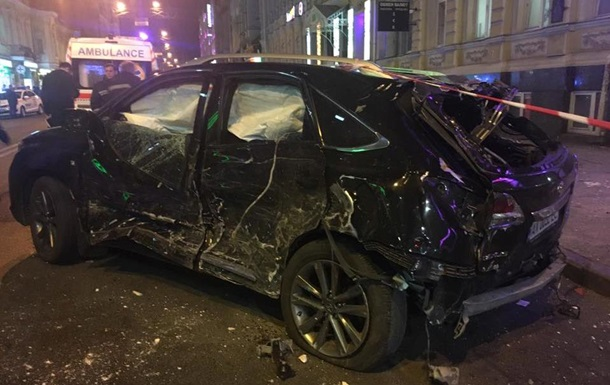 ДТП в Харькове: заявление водителя Volkswagen