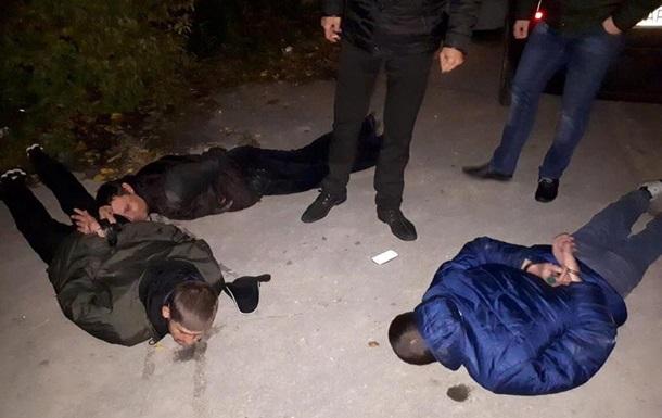 У Запоріжжі затримали банду, яка викрала людину