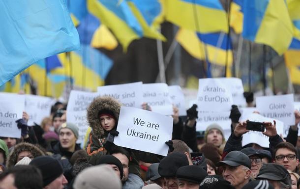 Более 90% граждан считают себя украинцами – опрос