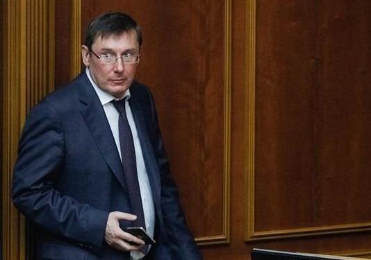 Луценко и госпереворот: плохая пиар-кампания
