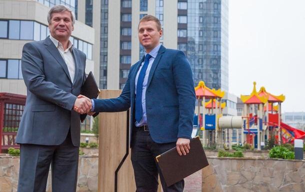Sport Life и  Строитель-П  подписали Меморандум о строительстве еще 3-х фитнес-клубов в Днепре